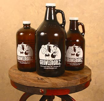 GrowlerGrlz Growler Trio